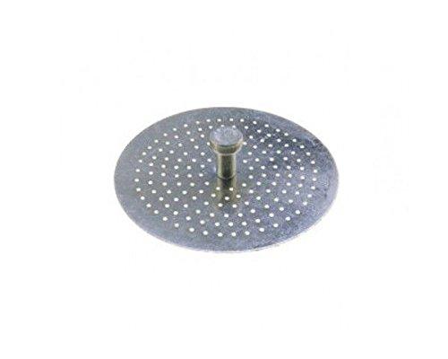 Adapter / Verkleinerer 2 zu 1 Tasse für Kaffeemaschine DeLonghi Alicia, Ersatzteil