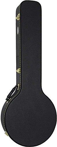 Ashbury GR37071 Borsa di Serie per Banjo a 5-Corde, Nero