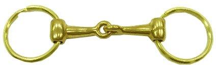 Arbo-Inox Schlüsselanhänger Mini-Trensen-Gebiss