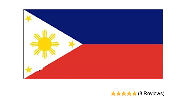 Philippinen Flagge Fahne 150 x 90 cm mit 2 Ösen Hissflagge