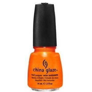 China Glaze Nail Lacquer - Summer Neons Collection 2012 -