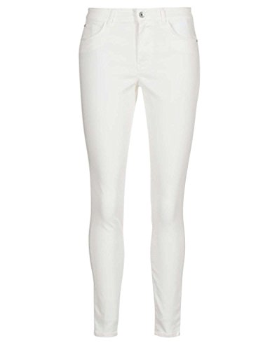 Vero Moda 10193141 32 Pantalon Femme Blanc