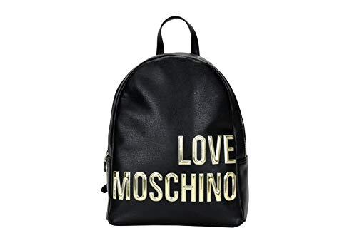 Love Moschino backpack Pu black