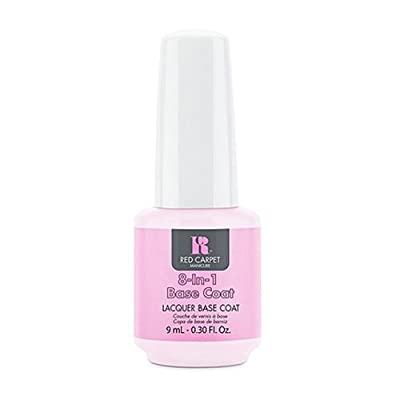 Red Carpet Manicure - Nail Treatments - 8-In-1 Base Coat - 9ml / 0.3oz