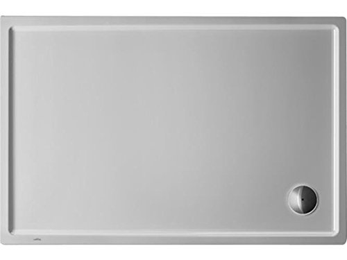 Duravit Plato de ducha Duravit STARCK Slimline m antideslizante 1200x900x55mm blanco