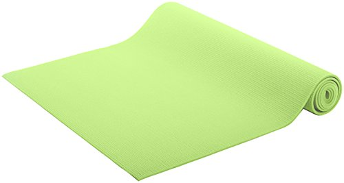 Gym Stick Appareil 61170lime Tapis de Yoga-Vert Citron, 172x 60x 0,4cm