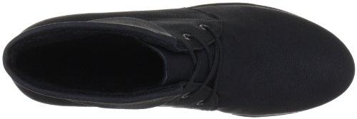 Rieker Frida 79112, Chaussures montantes femme Noir