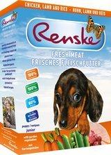 RENSKE FRESH MEAT MENU - CHICKEN AND LAMB - 10 x 395 g from RENSKE