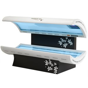 Tanning bed TOPAZ 24/1 COMBI