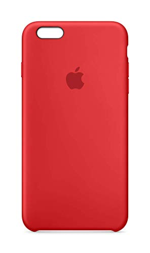 Apple Coque en silicone (pour iPhone 6s Plus) - (PRODUCT)RED