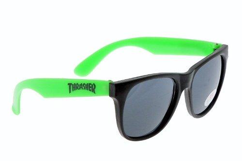 Thrasher Skate Mag Beer black/green Sonnenbrille
