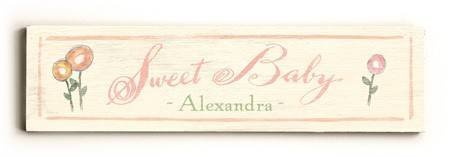 0002-9021-sweet-baby-wood-sign-6x22-16cm-x56cm-solid-by-artehouse