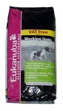 Eukanuba Dry Dog Food for Performance Working Dog, 15 kg
