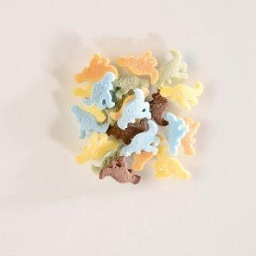 Candy Topping 50g Bag of Mini Dinosaur cake