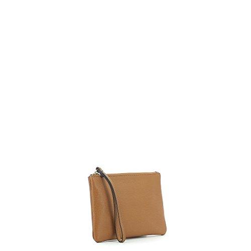 Coccinelle Tasche Damen Pochette Leder Schwarz - E5av1191305001 Cuir