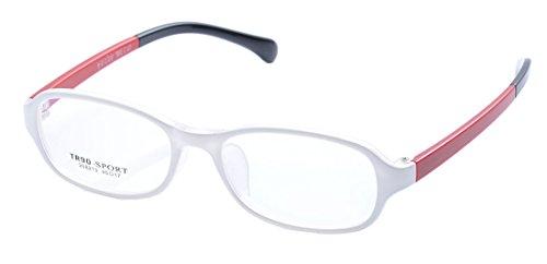De Ding Jungen Brillenfassung Weiß