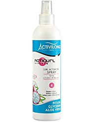 Activilong Acticurl Hydra Spray Activateur de Boucles Pitaya Glycerin Aloe Vera 250 ml