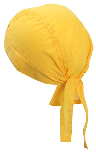 myrtle-beach-bandana-headscarf-biker-pirate-bandanna-16-colours-gold-yellow-pack-of-10