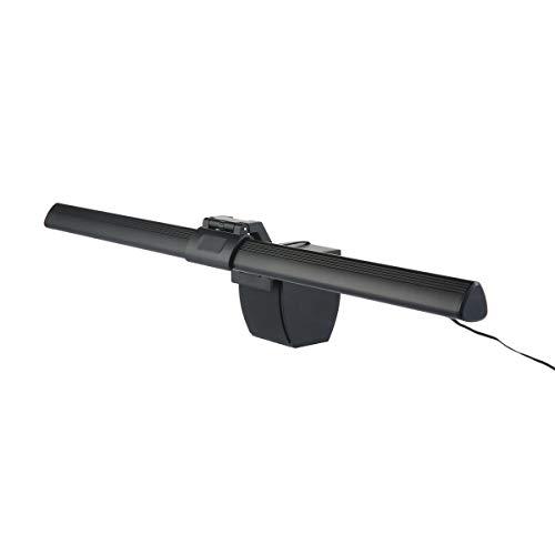 MOGOI ScreenBar E-Reading Laptop Lampe LED Task Schreibtischlampen Mit Auto Dimmen Anpassungsfunktionen Augenpflegebildschirm Intelligente Hängeleuchte USB Aufladen Computerbildschirm Büro Lampe -