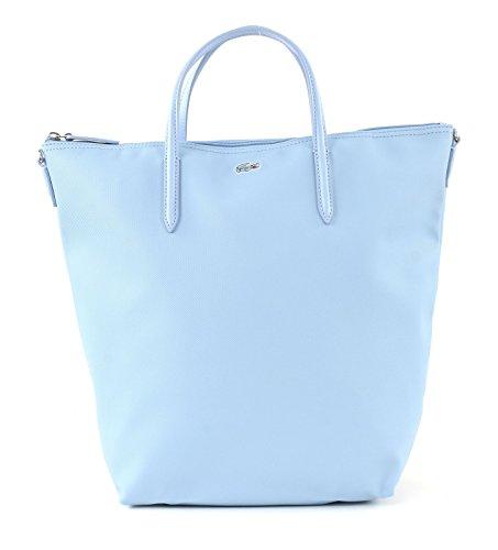 6a51fefe9f Lacoste L.12.12 Concept SStrap Vertical Shopping Bag Powder Blue