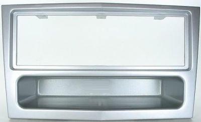 Autoleads Fp-19-01/Sl Adapter Autoradio für Vauxhall Astra/Zafira, silberfarben