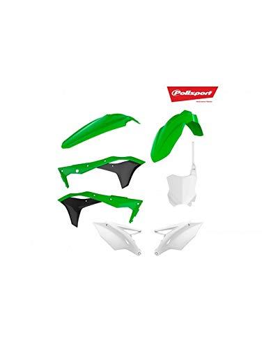Kit Completo Verde05/Nero