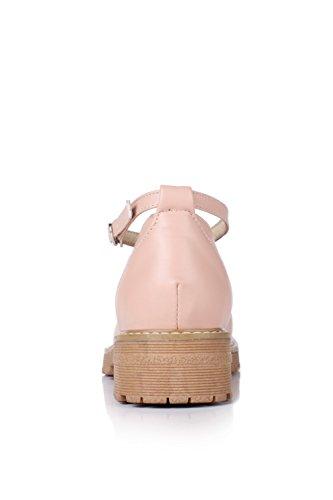 BalaMasa - Scarpe con plateau donna Pink