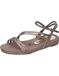 8991f117 Tamaris Women's 1-1-28112-22 Ankle Strap Sandals
