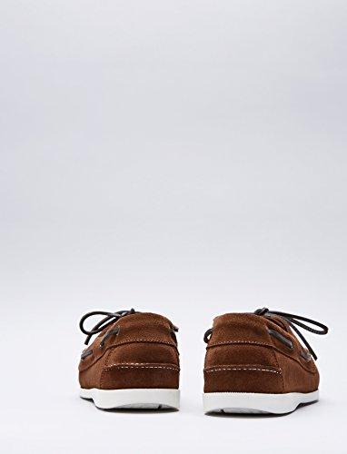 FIND Iconic Herren Bootschuhe Braun (Dark Brown)