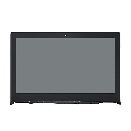 FTDLCD® 13,3 Zoll FHD LED LCD Display + Touchscreen Digitizer Assembly für Lenovo Yoga 2 13 20344 mit Rahmen Touch Screen Assembly