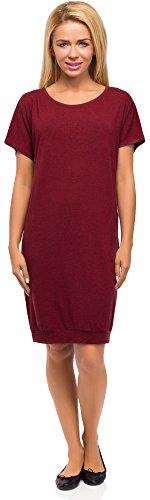 Merry Style Robe Femme Mod?le 531 Vin Rouge