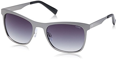 IDEE Gradient Square Men's Sunglasses - (IDS2079C2SG|53 Smoke Gradient lens) image