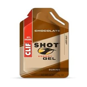 31YrD0mkexL. SS300  - Clif Bar Shot Gel Chocolate 34g x 24