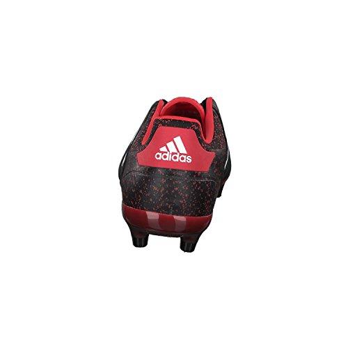 adidas Herren Copa 18.2 FG Fußballschuhe Schwarz (Core Black/Footwear White/Real Coral)