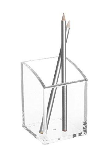Maul Acryl-Stifteköcher, 1-fach, Glasklar - 2