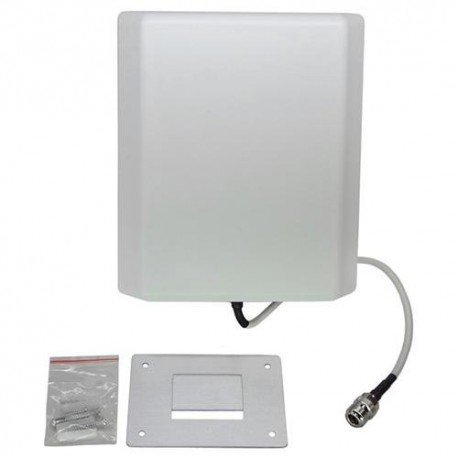 Buy Integrative 3G Antenna/ 4G Antenna/ 4G Network Antenna/Patch Panel Antenna 700Mhz to 2700 Mhz./ 4-5dbi for CDMA, GSM Antenna 2G,3G,4G Network/Router Antenna/Network Booster Antenna online in India at discounted price