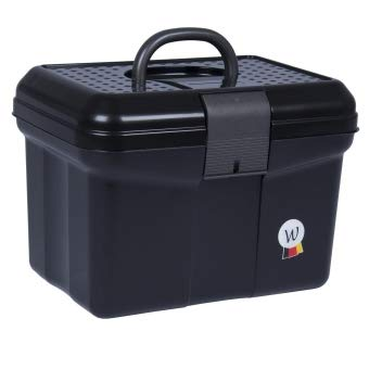 Waldhausen Putzbox, schwarz, schwarz -