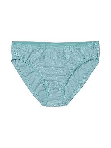 ExOfficio Give N Go Bikini Slip, Damen, Give N Go Bikini Brief, Trellis, Medium (Brief Bikini Exofficio)