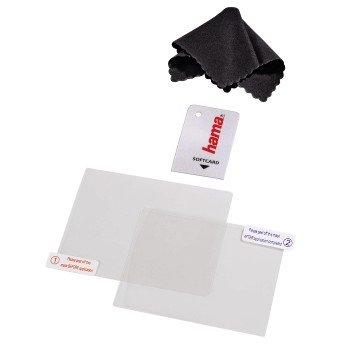 Preisvergleich Produktbild Hama Displayschutzfolie für 3ds,  XL,  transparent