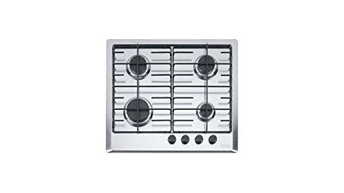 Franke Multi Cooking 600 FHM 604 4G XS E Inox Satinato Piano Cottura a Gas
