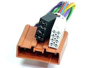 adio Adapter Kabelbaum DIN ISO neu (2002 Ford Ranger-zubehör)