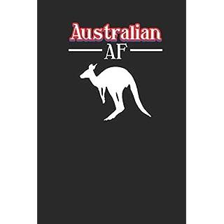 Australian Kangaroo: Graph Paper Notebook (6