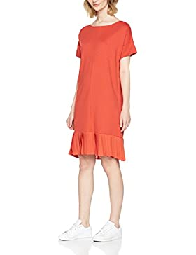 Great Plains Joelle Jersey Pleated Hm Drs, Vestido para Mujer