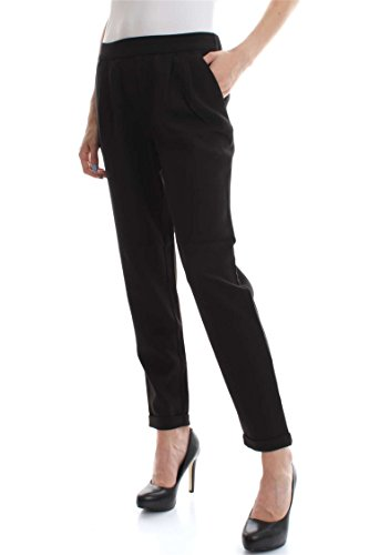 ONLY 15144592 RITA LOOSE HOSE Damen Nero
