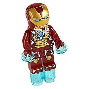LEGO MK17Superheroes Personnage Iron Man 3Avec 'Armure