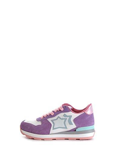 Atlantic Star Vega BV 29AQ Sneaker Donna Lilla/Bianco
