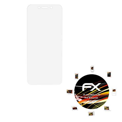 atFolix Schutzfolie kompatibel mit Blaupunkt SL 04 Bildschirmschutzfolie, HD-Entspiegelung FX Folie (3X)