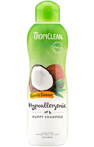 Hypo Allergenic Gentle Coconut Puppy shampoo, 20 oz/ 592 ml (Puppy Hundeshampoo)
