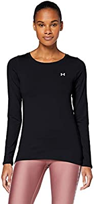 Under Armour Women's UA Hg Armour Long Sleeve T-S