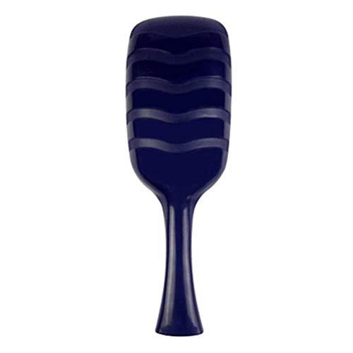 Massage Peigne, Airbag Peigne, Humide et Sèche Anti-Blessures Cheveux Massage Antistatique Cuir Chevelu Anti-chute de Cheveux Coiffure en Plastique Peigne(Bleu foncé)